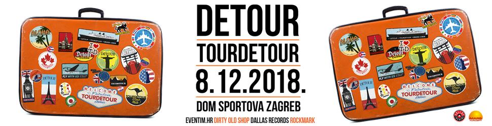 Detour Dom Sportova