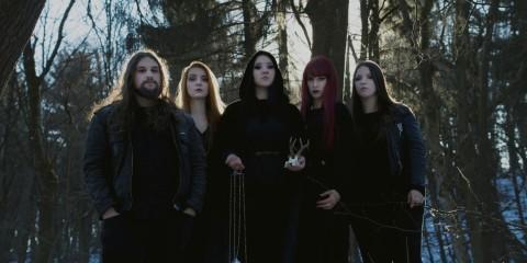 Doom metal bend Mist iz Ljubljane