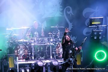 Machine Head, Osijek 30.7.2012.