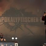 Die Apokalyptischen Reiter at Metalcamp, Tolmin 2011