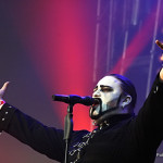 Powerwolf at Metalcamp, Tolmin 2011