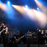 Visions Of Atlantis at Metalcamp, Tolmin 2011