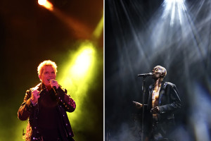 Billy Idol and Faithless - Zagreb Calling 2015