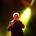 Billy Idol at Zagreb Calling 2015