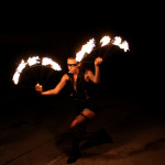 Fire show, Dark o Metal Fest, Hartera