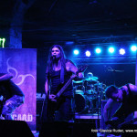 God Scard, Dark O Metal Fest, Hartera