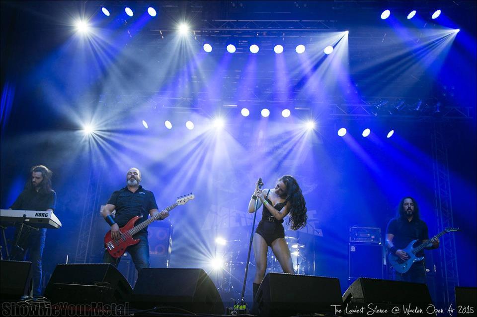 The Loudest Silence @ Wacken Open Air 2015 Photo Credit: ShowMeYourMetal