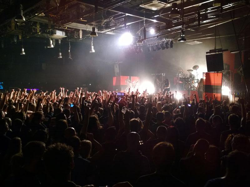 Machine Head, Tvornica Kulture 20.9.2015. Foto: Slavica Rudec