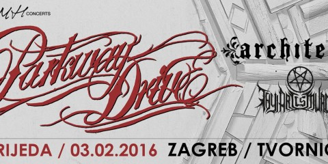 parkway drive zagreb