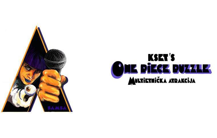 One Piece Puzzle Kset