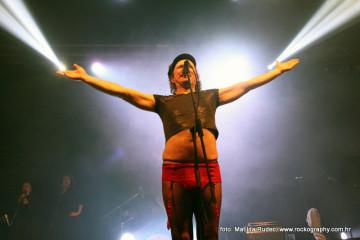 LET 3, koncertna fotografija, ANTIVALENTINOVO U DOMU SPORTOVA