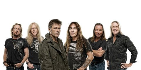 IRON MAIDEN Spaladium Arena Split