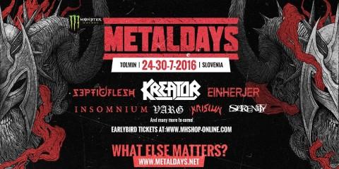 Metaldays Tolmin 2016