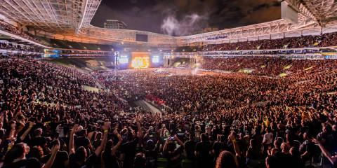 Iron Maiden - Sao Paolo