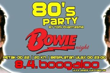 80'S PARTY by Tomi Phantasma