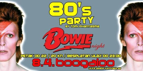 80'S PARTY by Tomi Phantasma