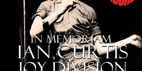 JOY DIVISION night in memeoriam IAN CURTIS