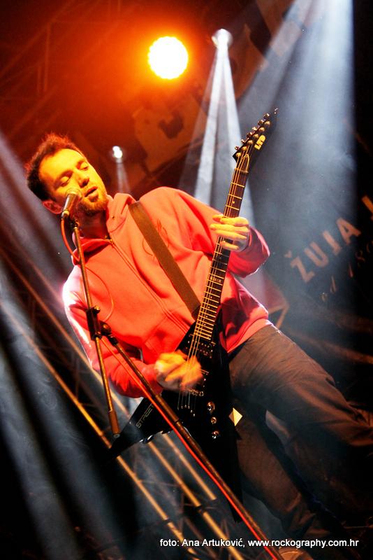 Metallica Tribute by Inciter, Slavonski Brod, Mega Bikers no 13