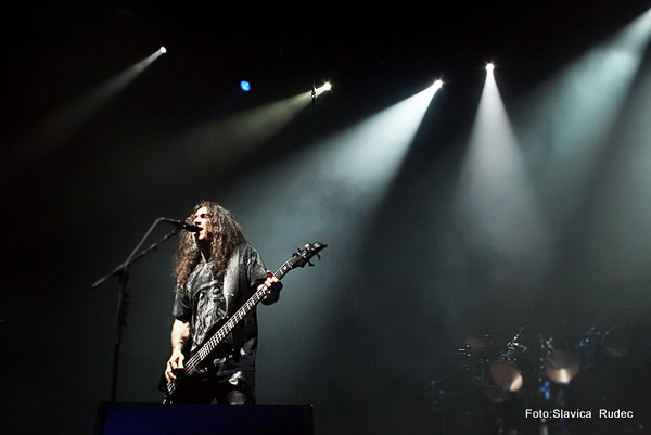 Slayer, Arena Zagreb 6.4.2011.