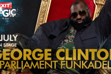 Na EXIT dolazi legendarni George Clinton & Parliament Funkadelic
