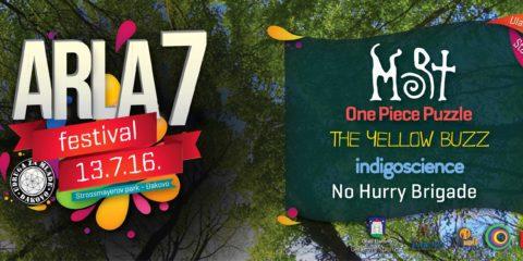 ARLA Festival 7. Đakovo