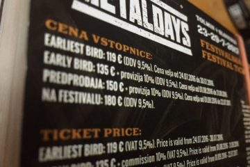 metaldays 2017 earliest bird tickets