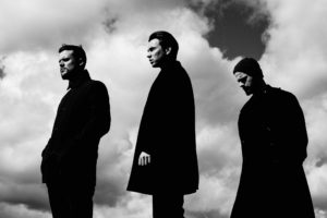 "White Lies - Promocija albuma ""Friends"""