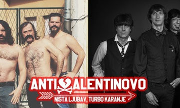 ANTIVALENTINOVO 2 - LET3 + PSIHOMODO POP