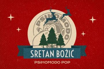 PSIHOMODO POP ima božićni singl