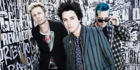 Green Day Promo Photo