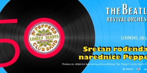 Beatles Revival Orchestra u Lisinskom,