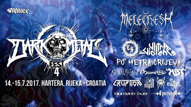 """DARK """"O"""" METAL FEST IV"""