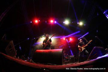 Rockeri koncertna fotografija