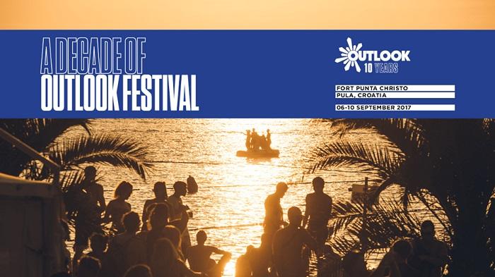 Outlook Festival Promo photo
