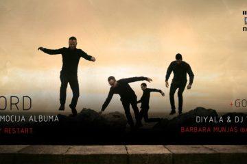 NORD koncertna promocija albuma u KSETu