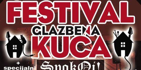Gazbena kuća open air festival