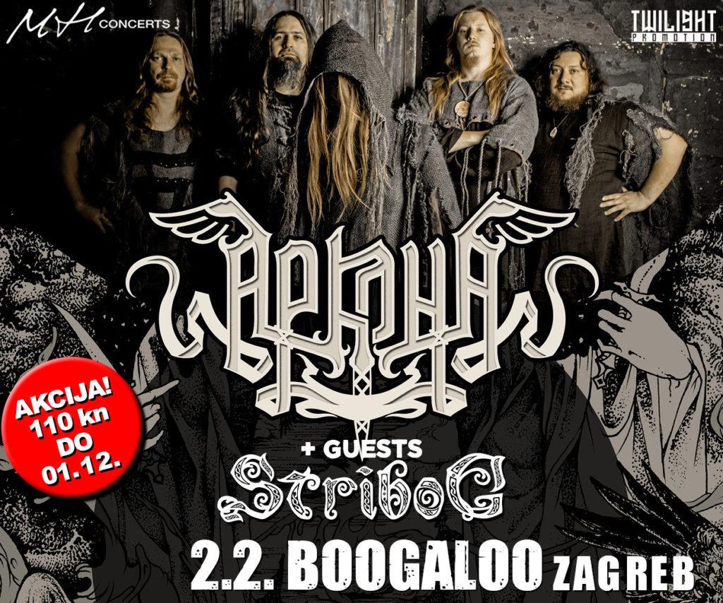 Arkona Boogaloo Zagreb
