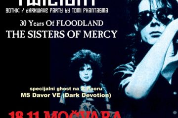 Twilight Sisters Of Mercy night
