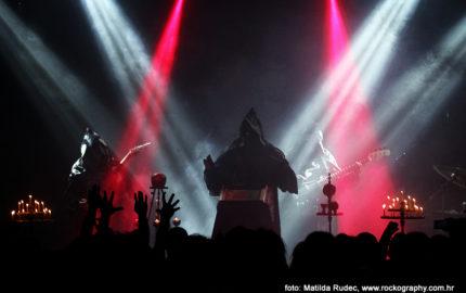 Batushka, Booglaoo, Zagreb, koncertna fotografija