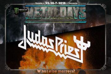 Judas Priest MetalDays 2018