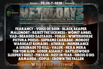 Metaldays 2018 New Forces
