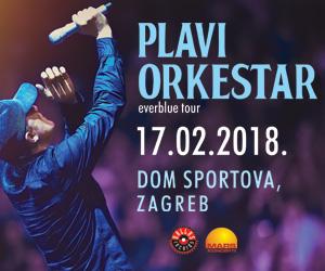 Plavi Orkestar Dom sportova
