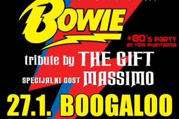 Koncert in memoriam David Bowie
