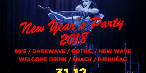Twilight New Years Party 31.12. u zagrebačkom Route 66