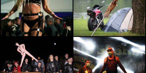 15. Mega bikers susret, koncertna fotografija
