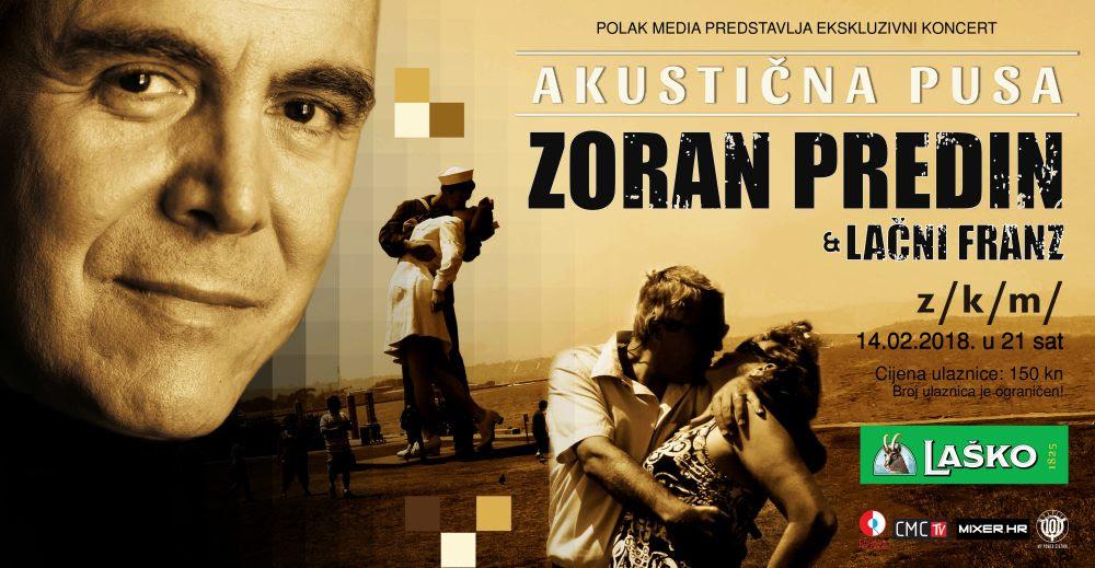 Valentinovo - Zoran Predin
