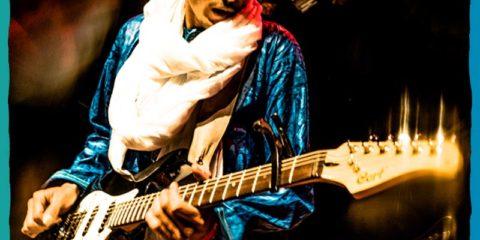 Afrički gitaristički virtuoz Bombino prvo je world music ime INmusic festivala #13!
