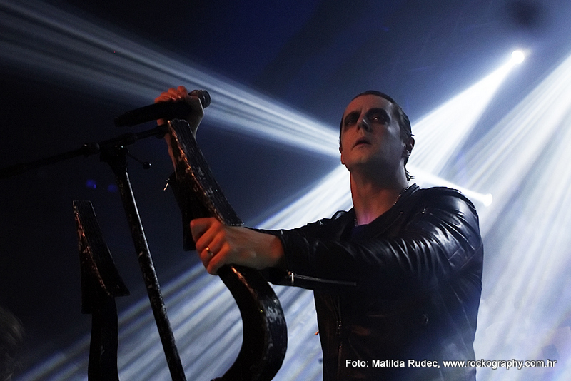 Satyricon, Boogaloo, live 2018, koncetna fotografija