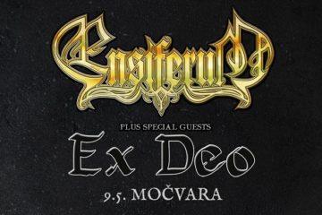 Ensiferum i Ex Deo u Močvari