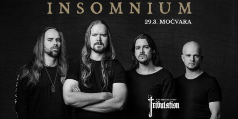 Insomnium 29.03. u Močvari